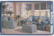 Butterick Slipcovers, Pillows and Tablecloth Sewing Pattern #5293