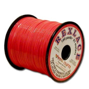 Springfield Leather Company's Rexlace Red Plastic Lace