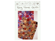 Quilt Country Originals Rag Time Quilt Pattern