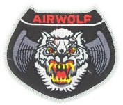 Airwolf Small Patch
