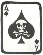 Death Card Small Patch