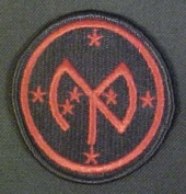 27th Infantry Division Dress/Full Colour Patch