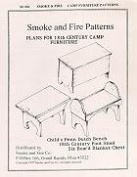 18th Century Camp Furniture Pattern