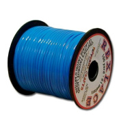 Springfield Leather Company's Rexlace Neon Blue Plastic Lace