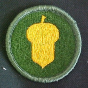 87th Infantry Division Full Colour Dress Patch