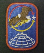 100th Missile Defence Brigade Full Colour Dress Patch