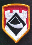 111th Engineer Brigade Dress Patch