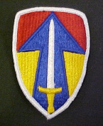 2nd Field Force Full Colour Dress Patch