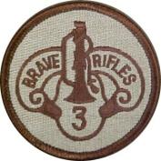 3rd ACR (Armoured Cavalry Regiment) Desert Patch
