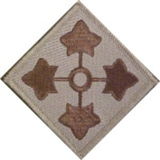 4th Infantry Division Desert Patch