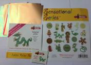 Amazing Designs/sensational Series Bmcs-amm1 Asian Mylar Magic Card