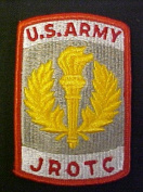Army JROTC Full Colour Dress Patch