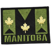 Patches - V-TAC Region Patches --Manitoba