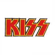 RetroStar - KISS Rock Band Iron-on Patch