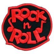 Rock n Roll patch