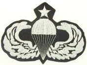 Senior Paratrooper Small Patch