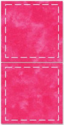 AccuQuilt GO! Fabric Cutting Dies; Square 7.6cm - 1.3cm ; Quilt Block B