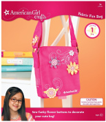 American Girl Crafts Fun Fabric Bag Warm Colours