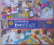 Scrapbooking Party Kit; Create a Lasting Gift for Your Guest of Honour; Up to 12 People