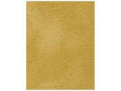 Sew Easy Industries 12-Sheet Velvet Paper, 22cm by 28cm , Honey