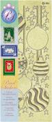 JEJE Produkt Pearl Stickers, 10cm by 23cm