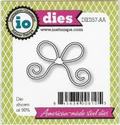 Impression Obsession io Steel Die # DIE057-AA Small Bow Die US American Made