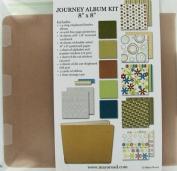 Maya Road 8x8 Journey Album Kit