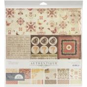 Authentique Paper - Thankful Collection Kit 30cm x 30cm