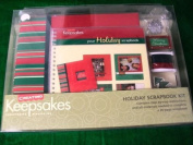 Creating Keepsakes Holiday Scrapbook Kit