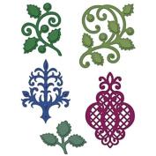 Heartfelt Creations Cut & Emboss Dies by Spellbinders-Ornamental