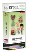 Cricut Imagine Cartridge, Best Friends