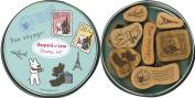 LISA and the Gaspard stamp set BonVoyage!