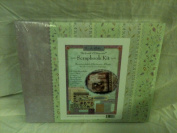 Brenda Walton Vine Stripe Scrapbook Kit