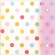 S.E.I. Fantastic Plastic Fruit Stand 30cm X 30cm Scrapbook Memory Album W/10 Top-loading Page Protectors 7-9501