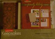 Creating Keepsakes Family Scrapbook Kit
