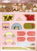 Miss Elizabeth's Floral Scrapbook Kit