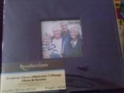 Recollections Scrapebook Album