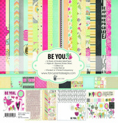 Fancy Pants Designs 1506 Be You Collection Kit