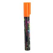 8x Window Decoration Pens Fluorescent Chalk Markers