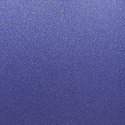 Best Creation 30cm by 30cm Glitter Cardstock, Jewel Blue