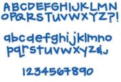We R Memory Keepers CK Handprint Mini Number Shadow Die Set, 5.1cm by 5.1cm