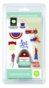 Cricut Seasonal Cartridge, Independence Day