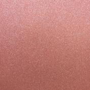 Best Creation 30cm by 30cm Glitter Cardstock, Pink