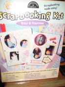 Hallmark Expressions Scrapbooking Kit Baby & Playtime
