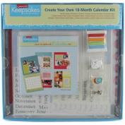 Creating Keepsakes Create Your Own 18-Month Calendar Kit