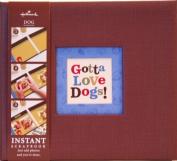 "Hallmark's ""Gotta Love Dogs!"" Instant Scrapbook"