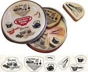 Favourite stamp set / kitchen tools