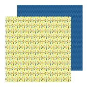 Nikki Sivils Scrapbooker Noah, Daddy's Ties and Noah's Chevy Paper, Double-Sided Paper, 25-Sheet
