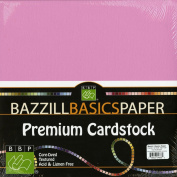 Bazzill Basics 304888 100-Piece 30cm by 30cm Paper Pack