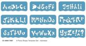 Fiskars - Ultra ShapeXpress - Alphabet Set